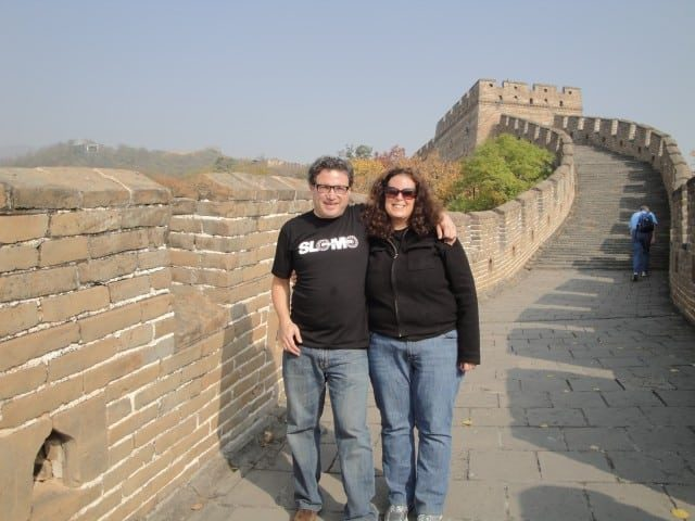 Great Wall of China - One of the Seven Wonders of the World