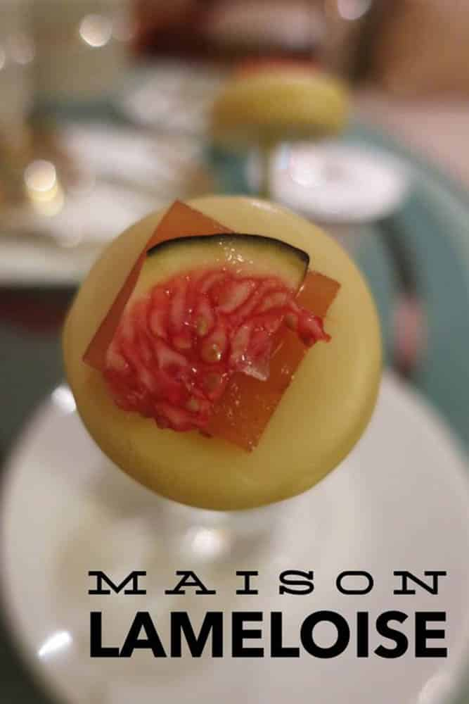 A dinner at Burgundy's Maison Lameloise is the ultimate destination dining experience.