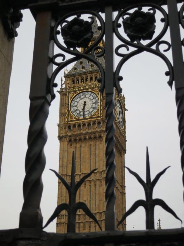 Big Ben. A Taste of London in 44 Hours