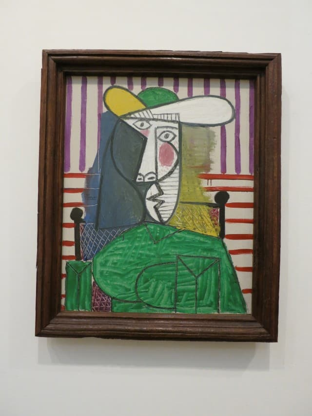 Picasso at the Tate Modern in London England