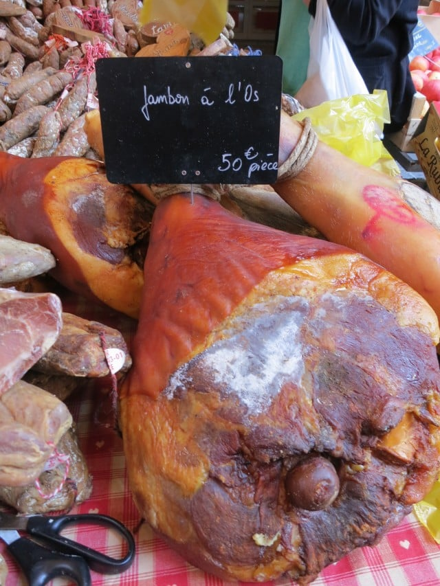 Jambon. A Slice of Heaven in the French Alps