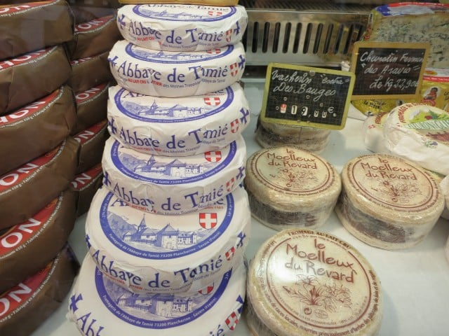 More Cheese. A Slice of Heaven in the French Alps