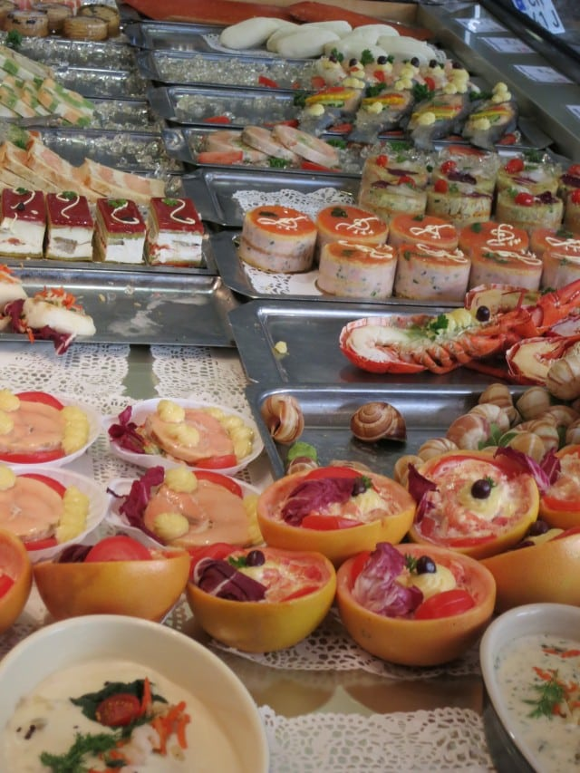 Market Treats. A Slice of Heaven in the French Alps