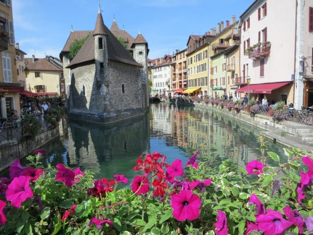 Lovely Annecy. A Slice of Heaven in the French Alps