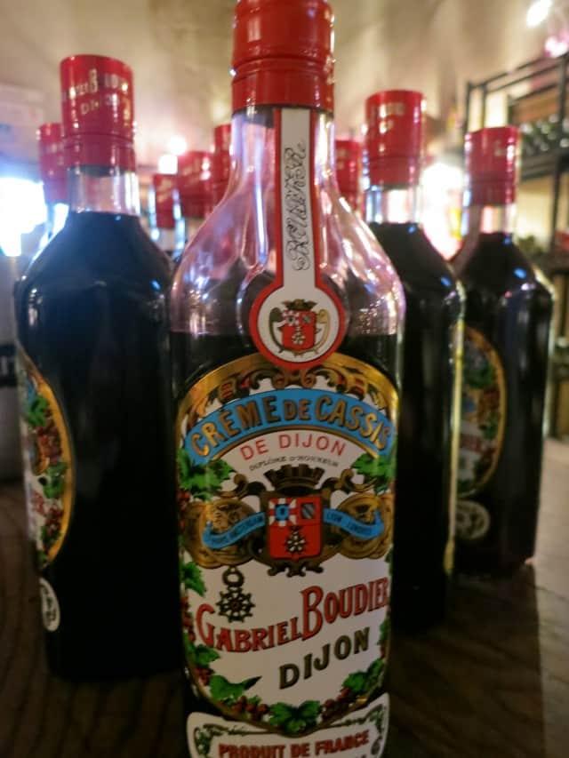 Cassis Bottles