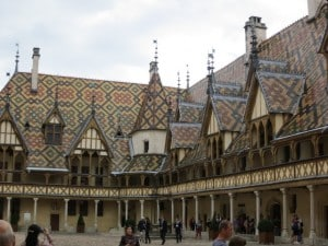 L'Hotel Dieu in Lyon France