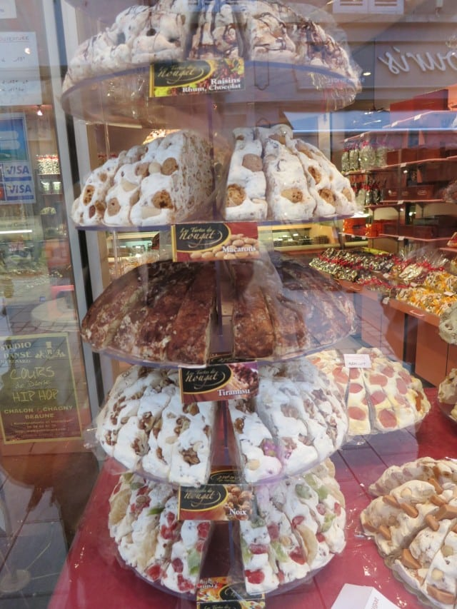 Window Shopping in Beaune Burgundy France
