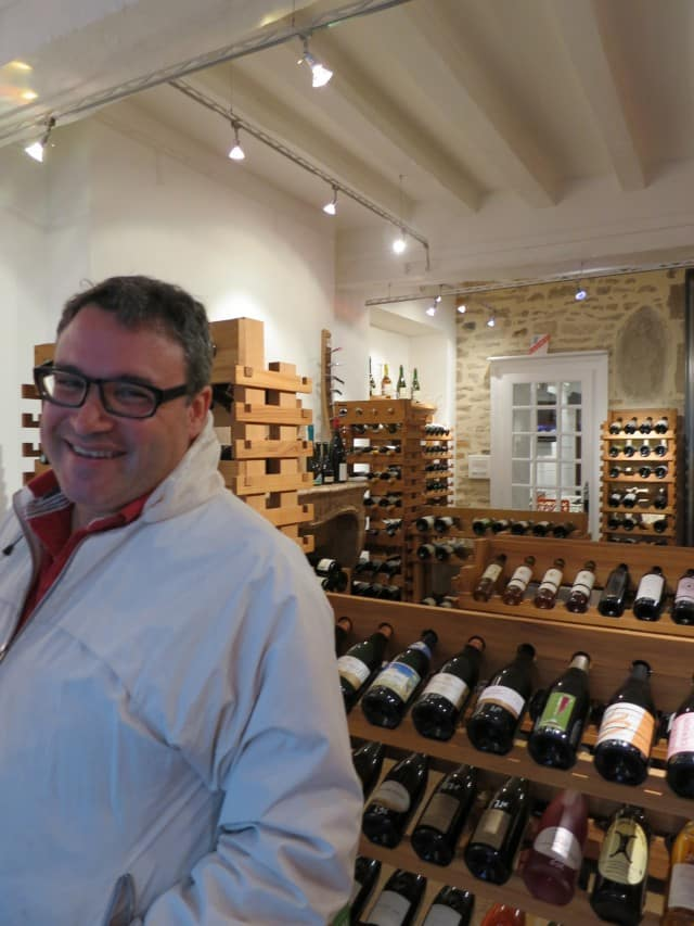 Wine Shopping in Beaune