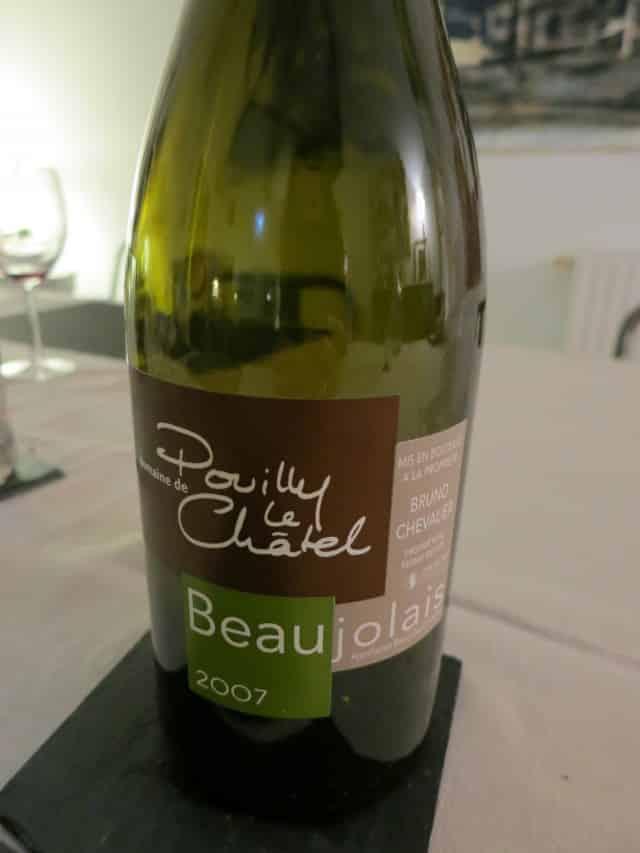 Locally Sourced Wine