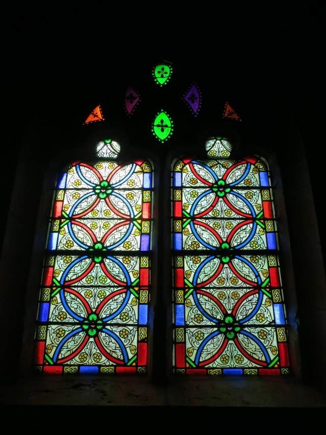 Stained Glass Beaujolais France