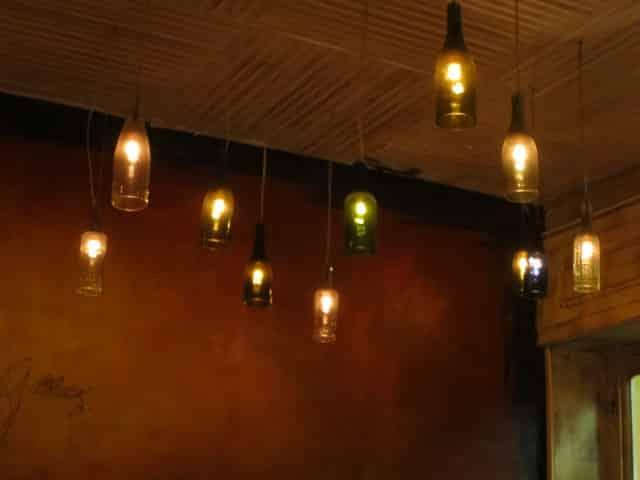 Restaurant Lights Lyon France
