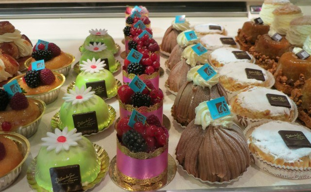 Even More Colorful Desserts Lyon France