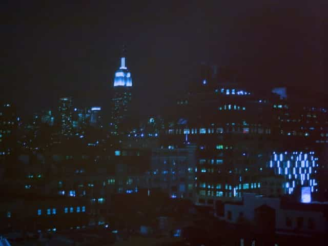 Hotel Room View - Night New York Quickie