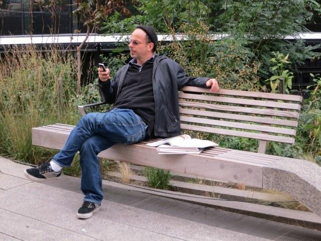 High Line Man