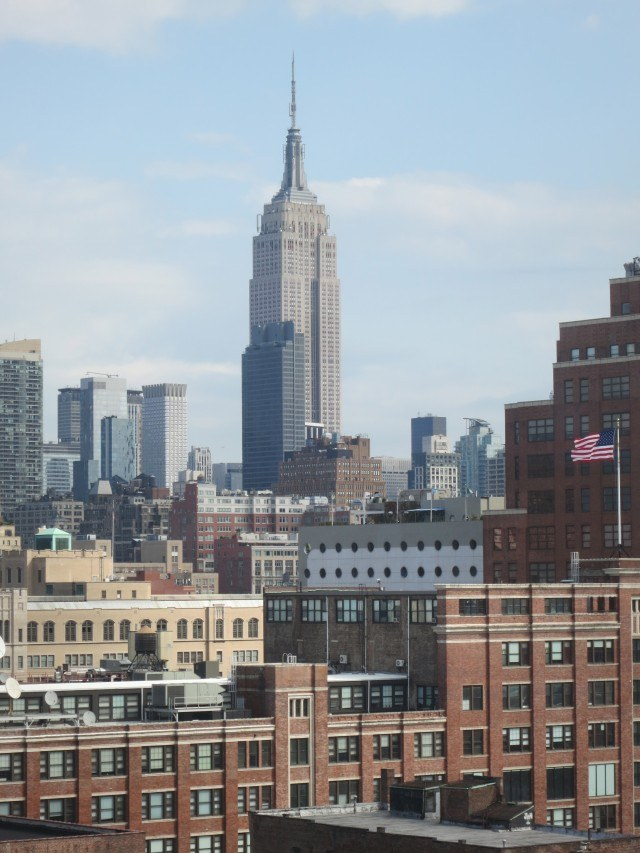 Hotel Room View - Day New York Quickie