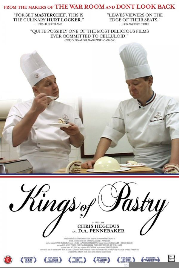 Kings of Pastry Food and Travel through Cinema