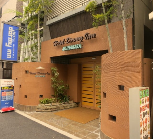 Hoel Dormy Inn Akihabara in Tokyo Japan