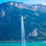 Pinterest image: image of Annecy with caption 'Why We Fell in Love with Annecy France'