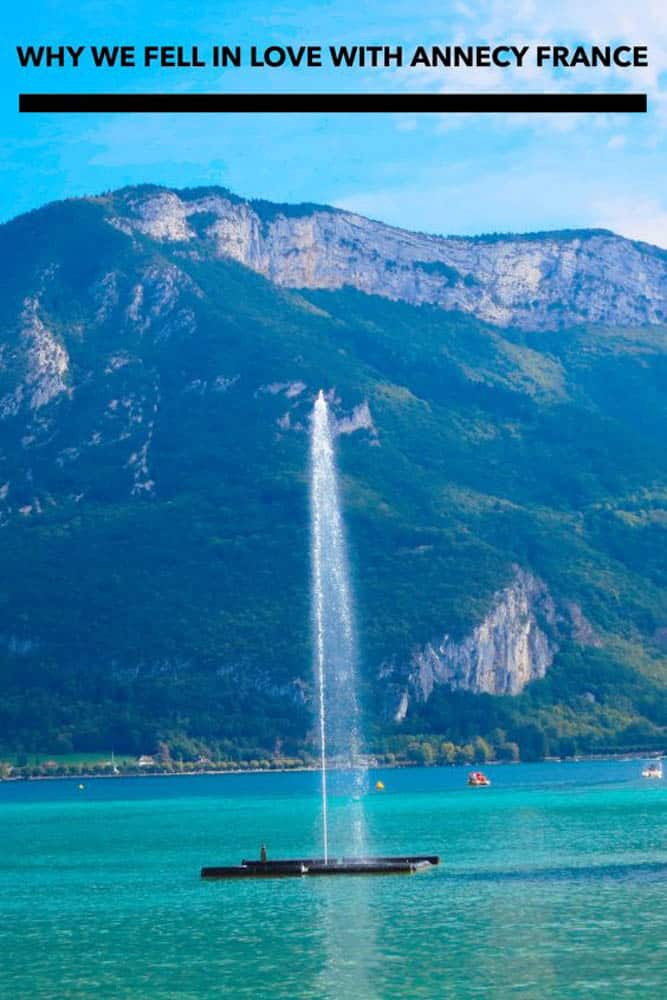 We got our first taste of the French Alps in Annecy with stunning sunsets and delicious cheese.