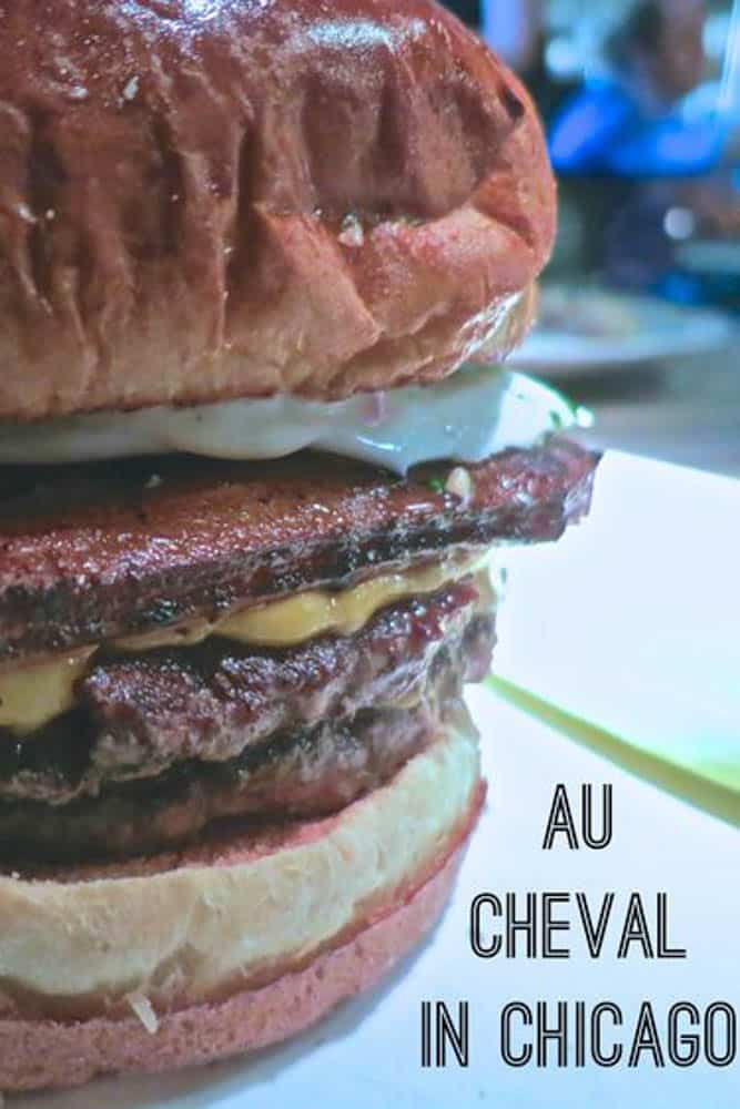 Au Cheval in Chicago is the epitome of a great gastropub. When you go, make sure you order the burger.