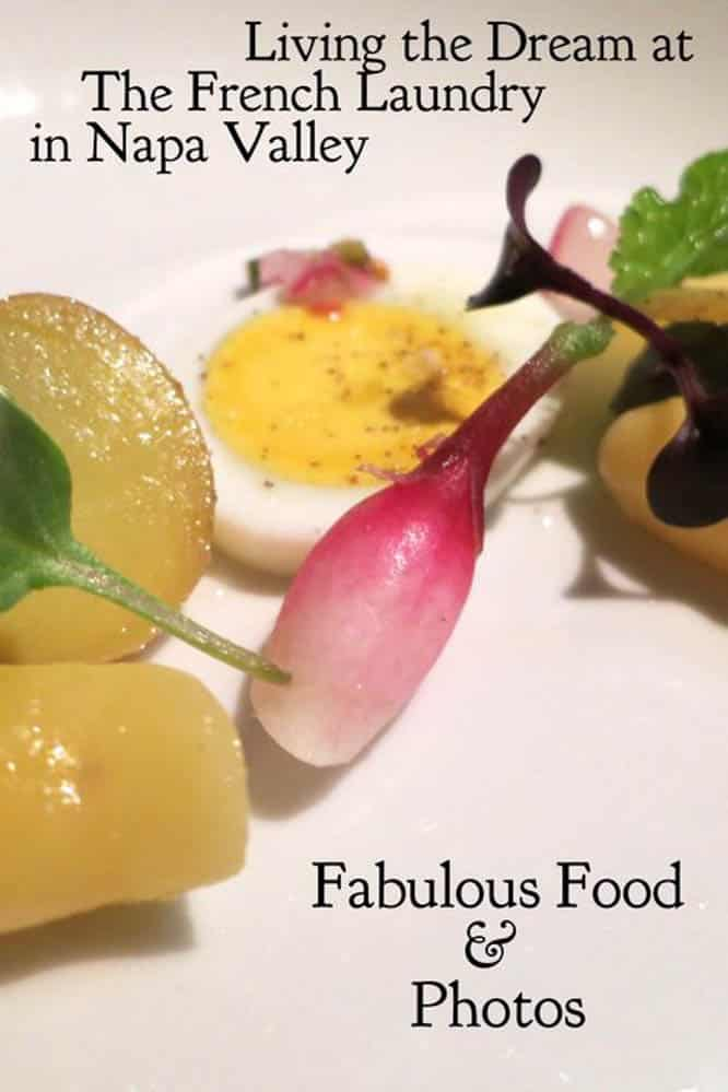 Check out our photos to see why the French Laundry in Napa Valley is so famous.