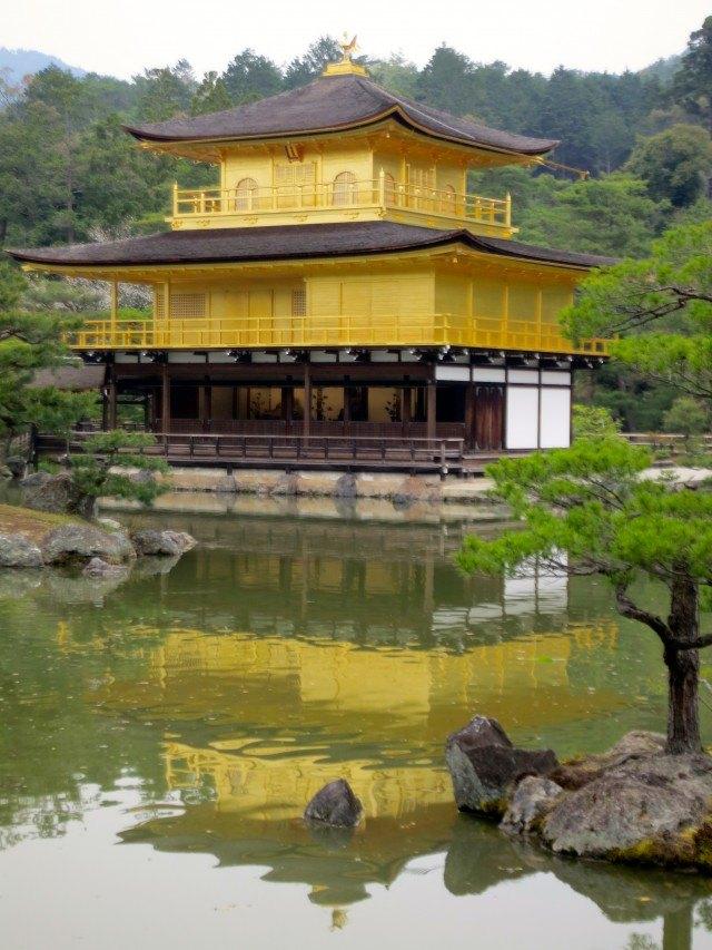 Kinkaku-ji, the Golden Pavilion Kyoto Japan Around Kyoto