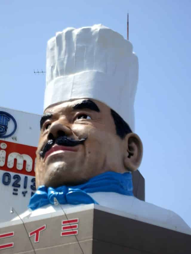 Kappabashi Chef