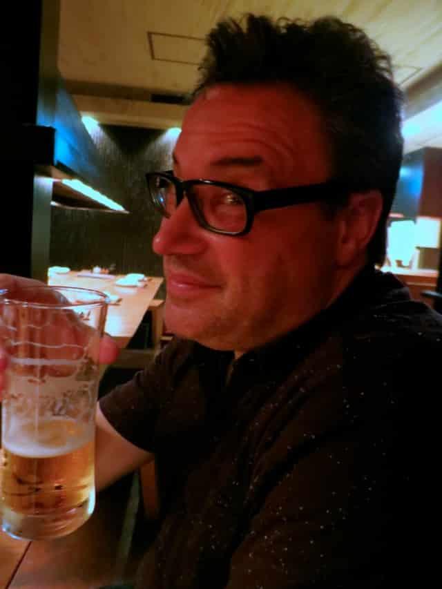 Cheers to Matsugen in Tokyo Japan