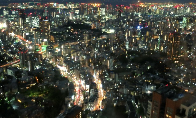 Bright Lights, Big City - Tokyo Japan