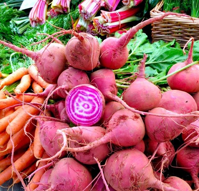 Farmers Market Bounty Sierra Foothills