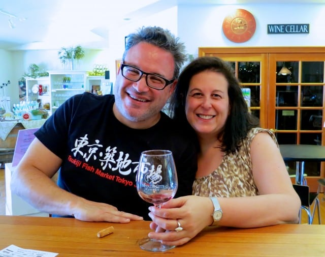Wine Tasting at Nevada City Winery Sierra Foothills