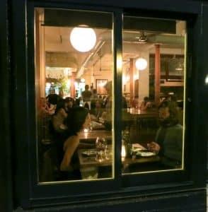 View Inside Bar Tartine