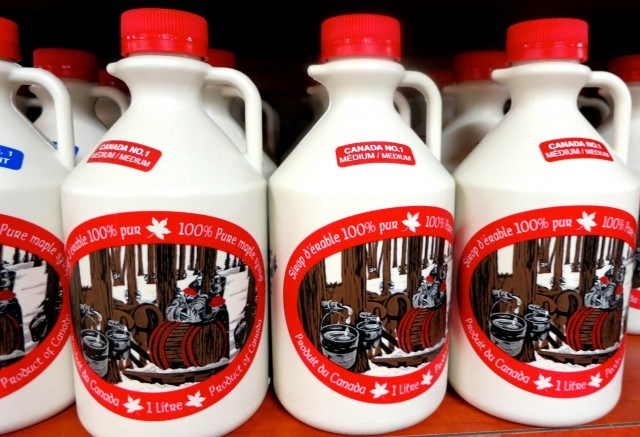 Maple Syrup - a Canadian Staple
