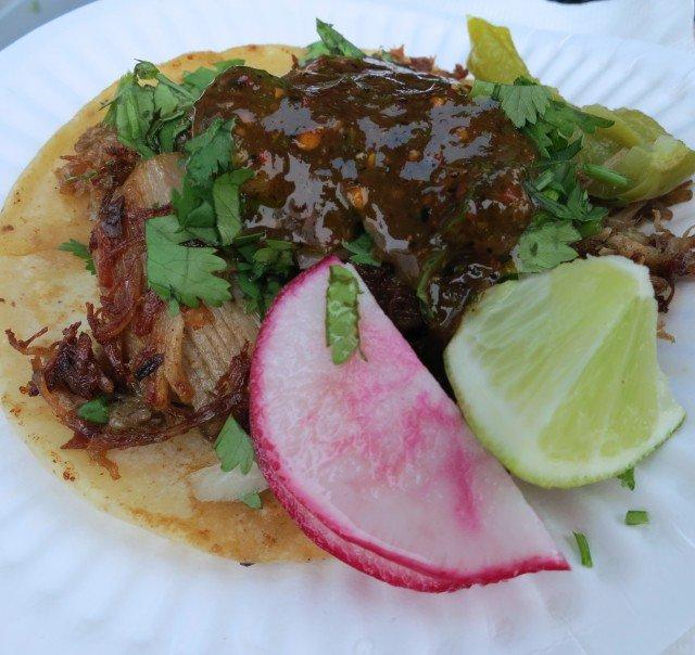 Tacos El Tuca Taco San Francisco Mission