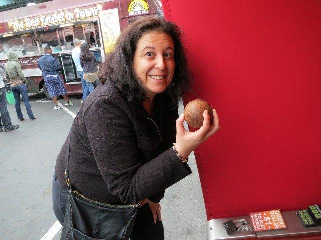 Skee-Ball Ringer San Francisco Mission