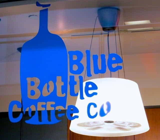 Blue Bottle Coffee Company Ferry Building San Francisco