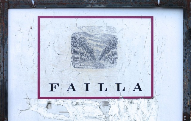 Failla Winery in Napa Valley