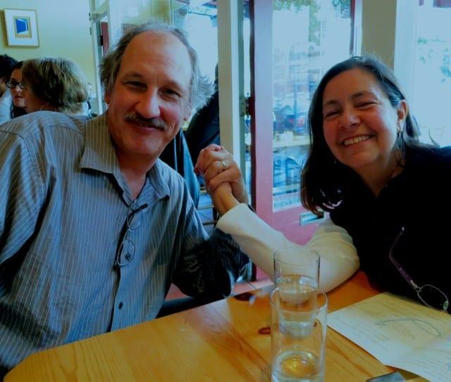 Al & Marilia at Dopo