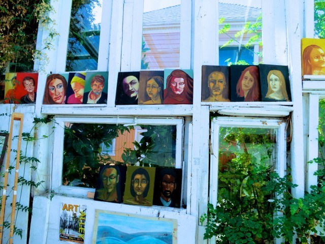 Inside the Studio Oakland