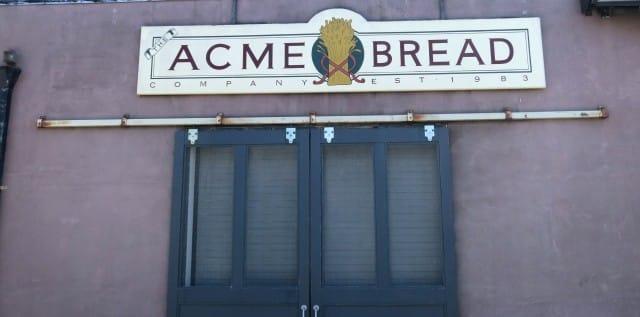 Acme Bread Oakland