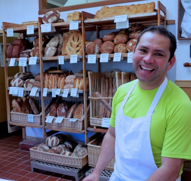 Inside Acme Bread - A Happy Place Oakland