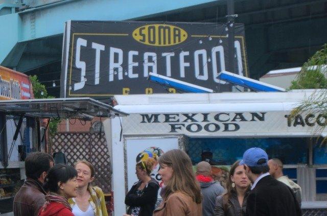 Soma StrEAT Food Park San Francisco Mission