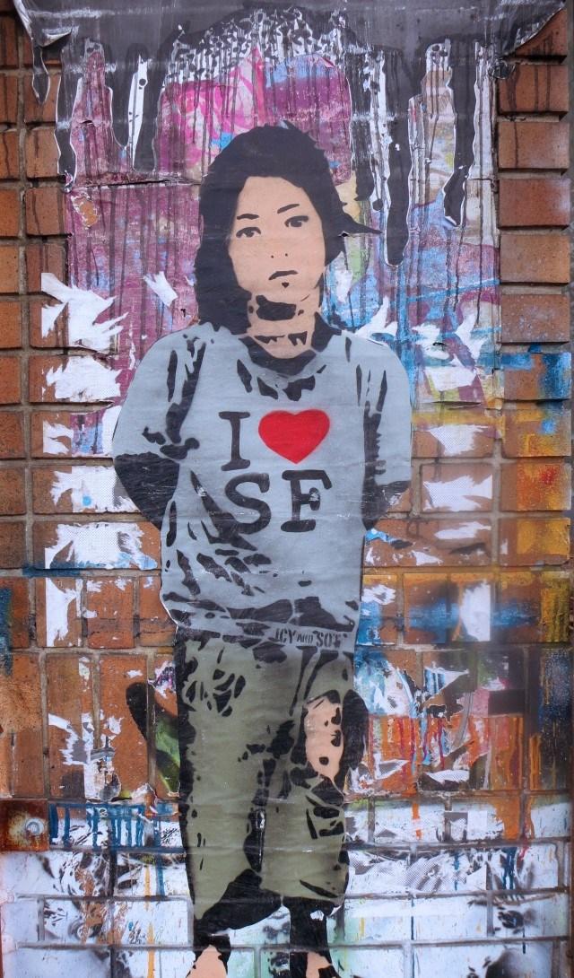 More Mission District Street Art San Francisco Mission