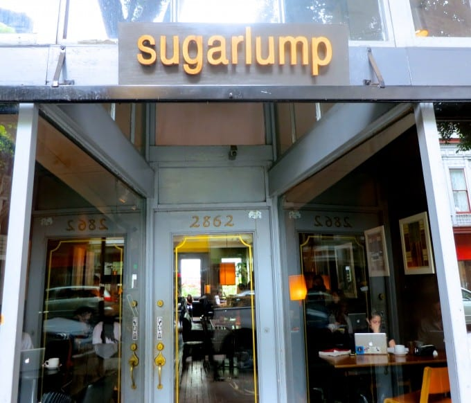 Sugarlump Coffee Bar San Francisco Mission