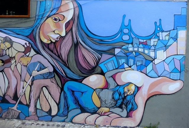 Mission District Street Art San Francisco Mission
