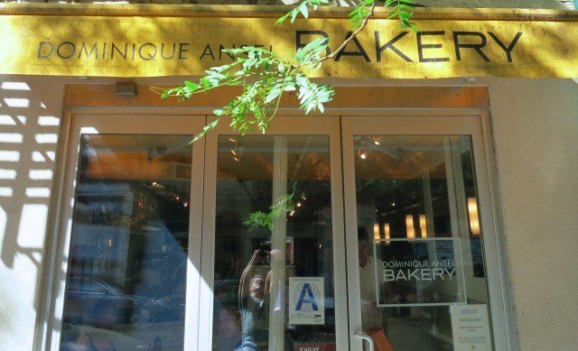 Dominique Ansel Bakery's SoHo Storefront NYC