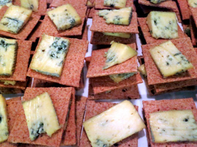Blue Cheese from Sheridans Cheesemongers