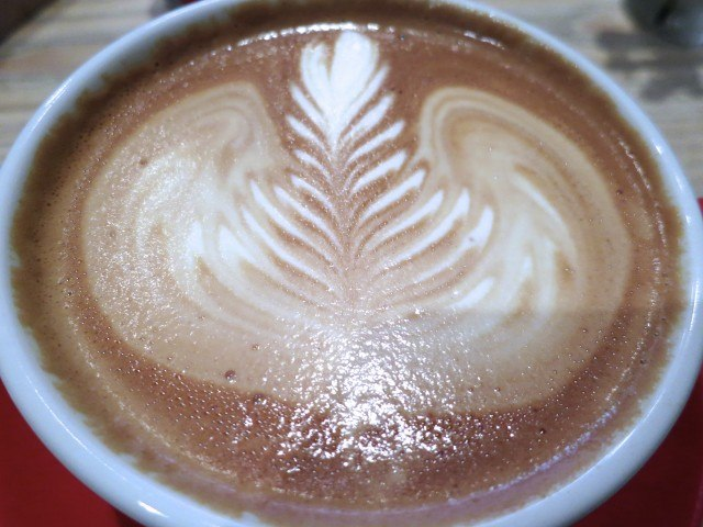 Has Bean Coffee from 3fe at Brother Hubbard Dublin