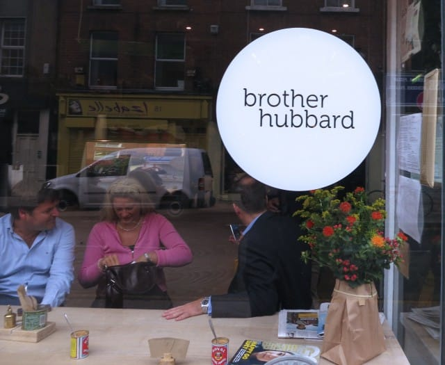 Brother Hubbard in Dublin