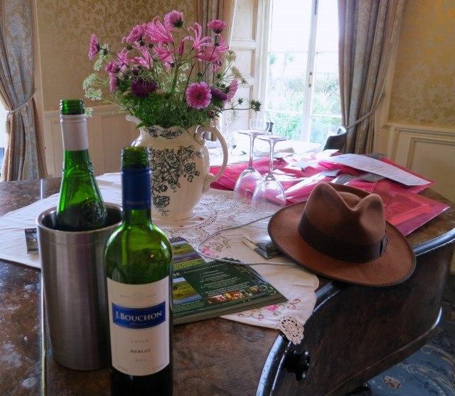 Inside the Charming Ghan House Dining Room Dublin Day Trip